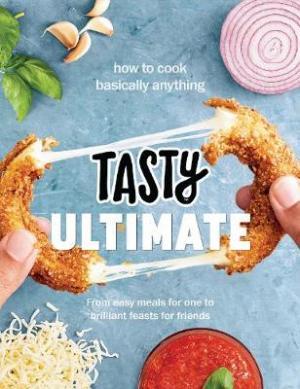 TASTY ULTIMATE COOKBOOK Paperback