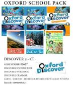OXFORD DISCOVER 2 PACK CF (SB + WORKBOOK + 3 READER: EARTH/ SCHOOLS/ DR. PUFFENDORF'S SECRET POTIONS) - 02627
