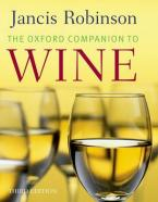 THE OXFORD COMPANION TO WINE 3RD ED