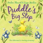 PUDDLE'S BIG STEP Paperback