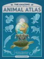 THE AMAZING ANIMAL ATLAS  HC