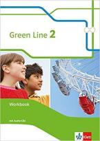 GREEN LINE 2 2 WORKBOOK MIT AUDIO CD