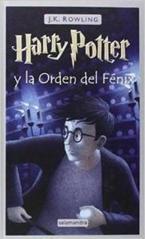 HARRY POTTER Y LA ORDERN DEL FENIX Paperback