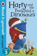 READ IT YOURSELF 3: HARRY AND THE BUCKETFUL OF DINOSAURS Paperback