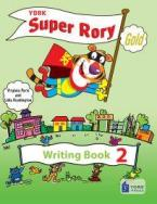 SUPER RORY GOLD 2 WRITING BOOK