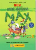 DER GRUENE MAX 1 KURSBUCH NEU