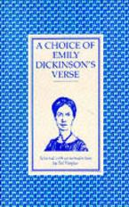 A CHOICE OF EMILY DICKINSON'S VERSE Paperback B FORMAT