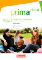 PRIMA PLUS A2.2 ARBEITSBUCH (+ CD-ROM)