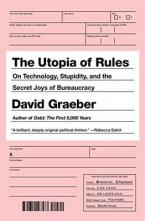 THE UTOPIA OF RULES  Paperback