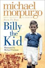 BILLY THE KID  Paperback