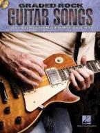 GRADED ROCK GUITAR SONGS  Paperback
