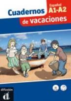 CUADERNOS DE VACACIONES A1 + A2 (+ CD)