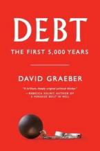 DEBT: THE FIRST 5,000 YEARS Paperback