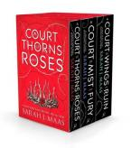 A COURT OF THORNS AND ROSES BOX SET  Paperback