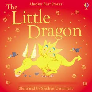 USBORNE FIRST STORIES : LITTLE DRAGON Paperback