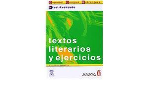 TEXTOS LITERARIOS Y EJERCICIOS AVANZADO CON SOLUCIONES
