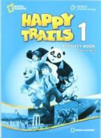 HAPPY TRAILS 1 WORKBOOK