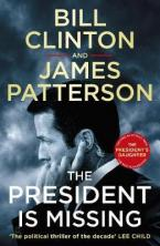 THE PRESIDENT IS MISSING Paperback