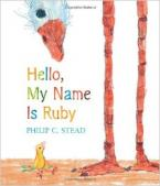 HELLO, MY NAME IS RUBY  Paperback
