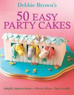 50 EASY PARTY CAKES  HC