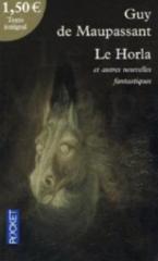 HORLA & AUTRES NOUVELLES