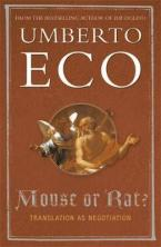 MOUSE OR RAT? Paperback