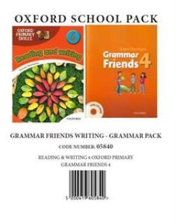 GRAMMAR FRIENDS WRITING GRAMMAR PACK -05840