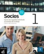 SOCIOS 1 ALUMNO (+ CD) N/E