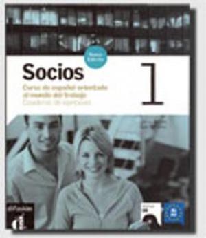 SOCIOS 1 EJERCICIOS (+ CD) N/E