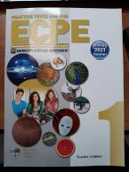 PRACTICE TESTS 1 ECPE Teacher's Book REVISED 2021 FORMAT(+CD(8)