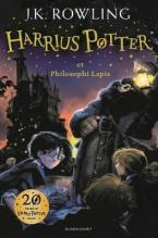 HARRY POTTER AND THE PHILOSPOHER'S STONE (LATIN)  Paperback