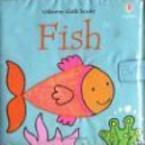USBORNE CLOTH BOOKS-FISH CLOTH BOOK