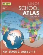 PHILIP'S JUNIOR SCHOOL ATLAS 10TH ED HC