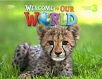 WELCOME TO OUR WORLD 3 Student's Book AMER. ED.