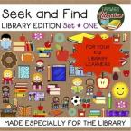 SEEK - AND - FIND PICTURE PUZZLES