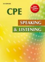 CPE SPEAKING & LISTENING STUDENT'S BOOK 2013 N/E