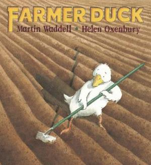 FARMER DUCK Paperback