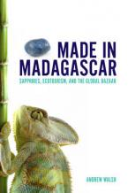 MADE IN MADAGASCAR : SAPPHIRE, ECOTOURISM AND THE GLOBAL BAZAAR Paperback