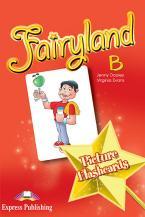 Fairyland Junior B: Picture Flashcards