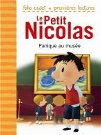 LE PETIT NICOLAS : PANIQUE AU MUSEE POCHE