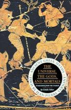 THE UNIVERSE, THE GODS, AND MORTALS: ANCIENT GREEK MYTHS Paperback B FORMAT