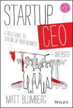 STARTUP CEO + WEBSITE  HC