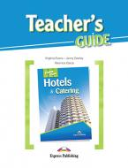 CAREER PATHS HOTELS & CATERING TEACHER'S BOOK  GUIDE GUIDE