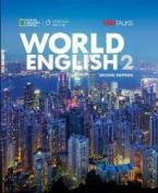 WORLD ENGLISH 2 STUDENT'S BOOK (+ CD-ROM) 2ND ED