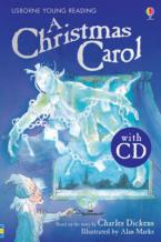 USBORNE YOUNG READING : A CHRISTMAS CAROL (+ AUDIO CD) HC