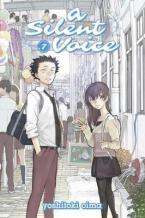 SILENT VOICE 7  Paperback