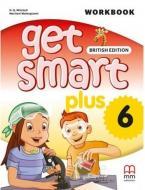 GET SMART PLUS 6 Workbook (+ CD) BRITISH EDITION