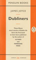 PENGUIN MERCHANDISE BOOKS : DUBLINERS Paperback A FORMAT