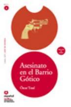 LECTURAS GRADUADAS 2: ASESINATO EN EL BARRIO (+ CD)