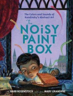 THE NOISY PAINT BOX  Paperback
